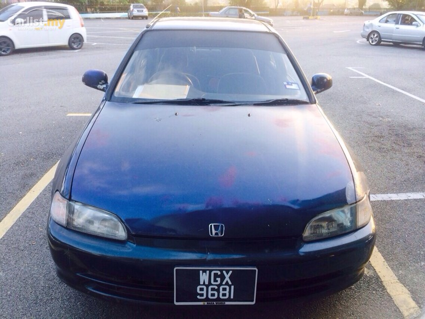 Honda Civic 1.5 1993 photo - 6