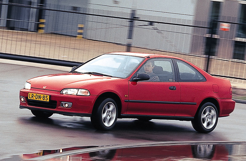 Honda Civic 1.5 1994 photo - 1