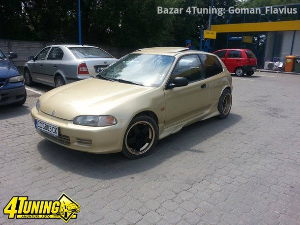 Honda Civic 1.5 1994 photo - 12