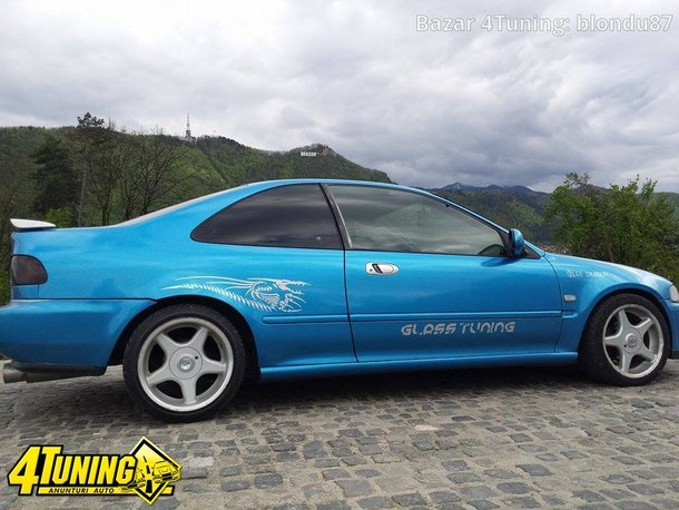Honda Civic 1.5 1994 photo - 4