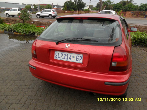 Honda Civic 1.5 1997 photo - 1