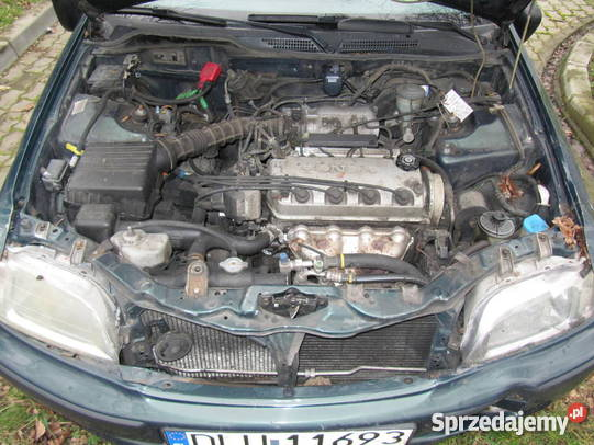 Honda Civic 1.5 1997 photo - 11