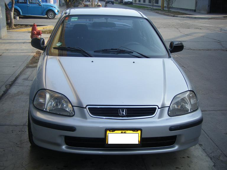 Honda Civic 1.5 1997 photo - 2