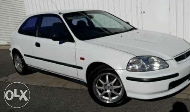 Honda Civic 1.5 1997 photo - 9