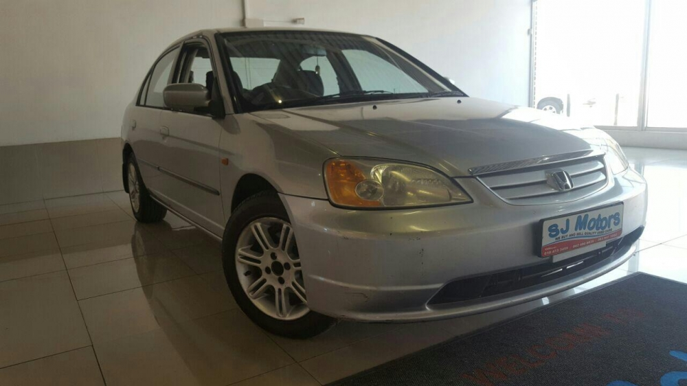 Honda Civic 1.5 2002 photo - 9