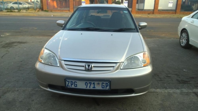 Honda Civic 1.5 2003 photo - 5