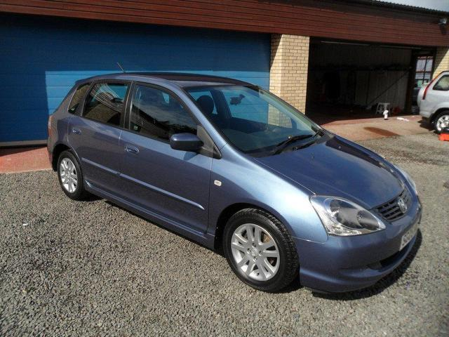 Honda Civic 1.5 2005 photo - 6