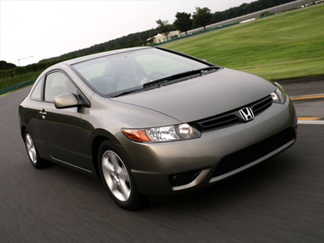 Honda Civic 1.5 2006 photo - 12