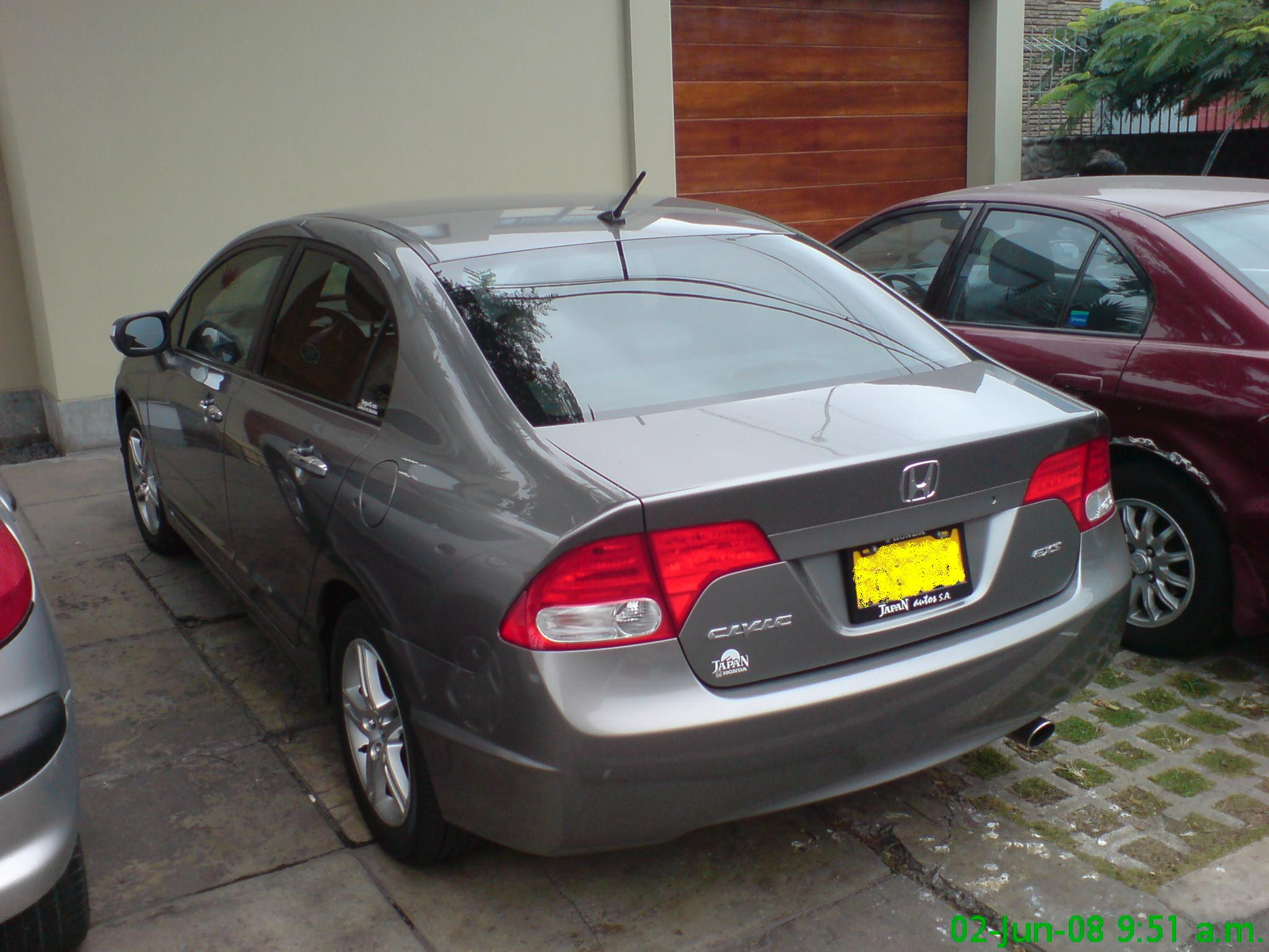 Honda Civic 1.5 2006 photo - 2