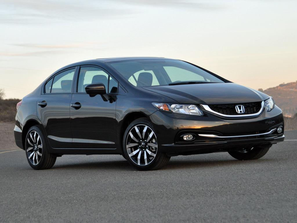Honda Civic 1.5 2014 photo - 4