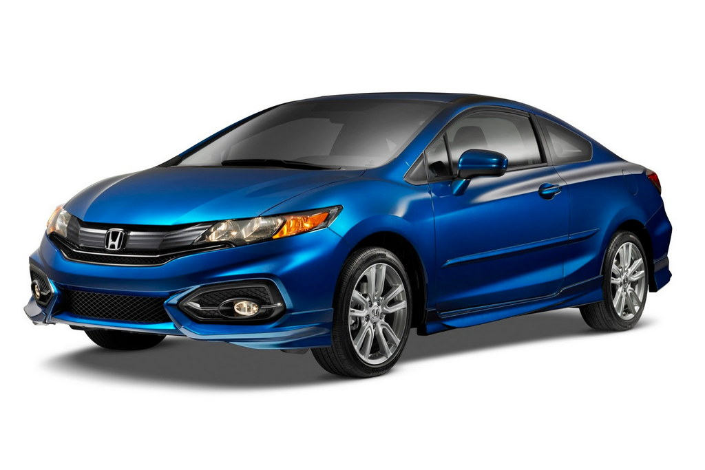 Honda Civic 1.5 2014 photo - 5