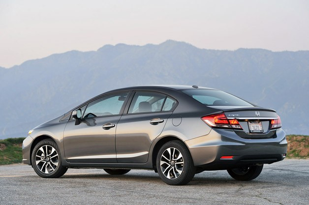 Honda Civic 1.5 2014 photo - 6