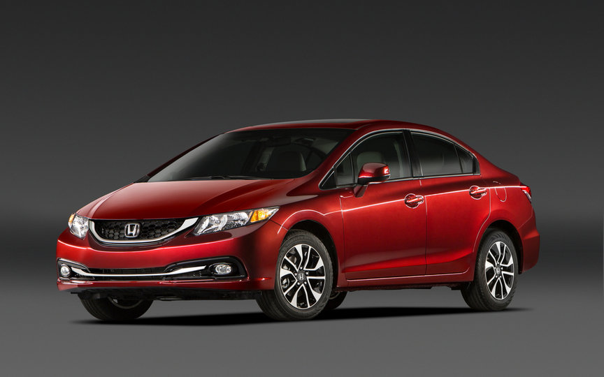 Honda Civic 1.5 2014 photo - 8