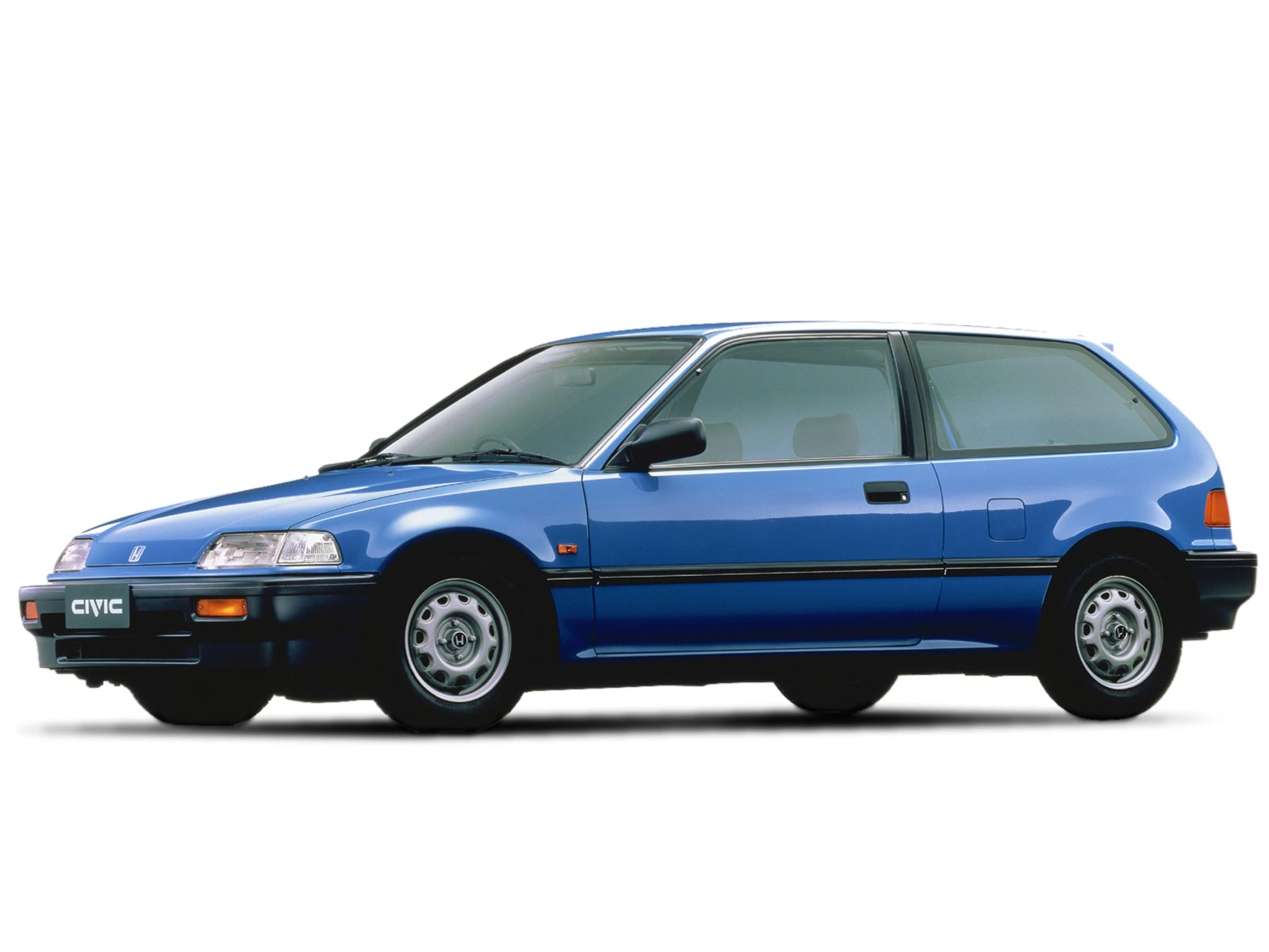 Honda Civic 1.6 1987 photo - 6