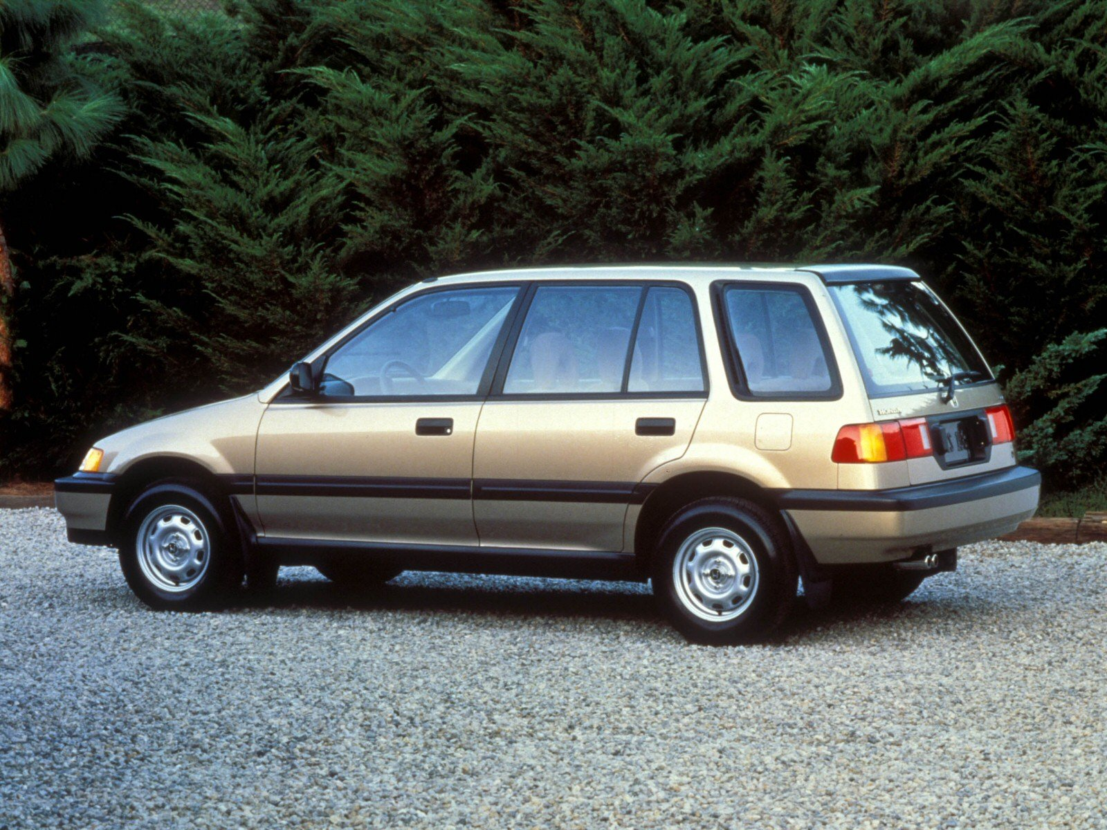 Honda Civic 1.6 1987 photo - 7