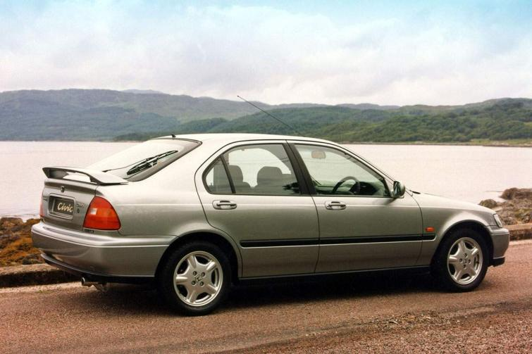 Honda Civic 1.6 1995 photo - 12