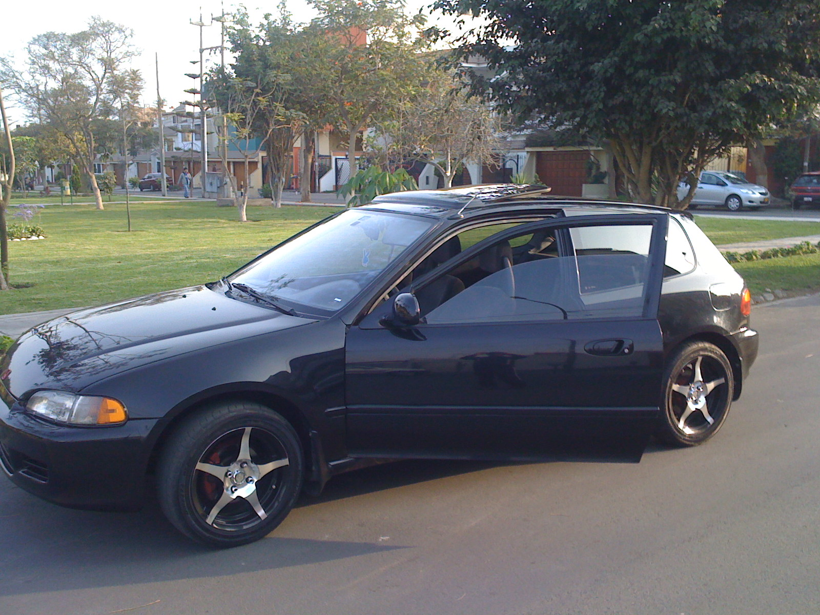 Honda Civic 1.6 1995 photo - 2