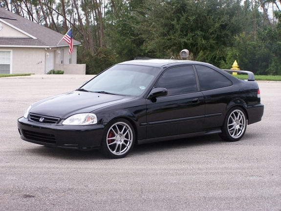Honda Civic 1.6 1999 photo - 10