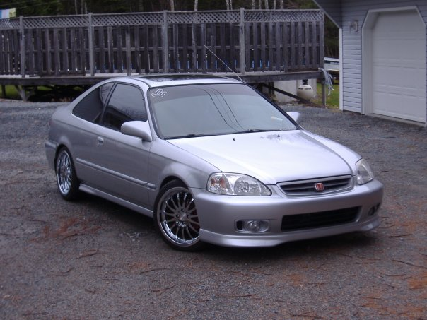 Honda Civic 1.6 1999 photo - 11