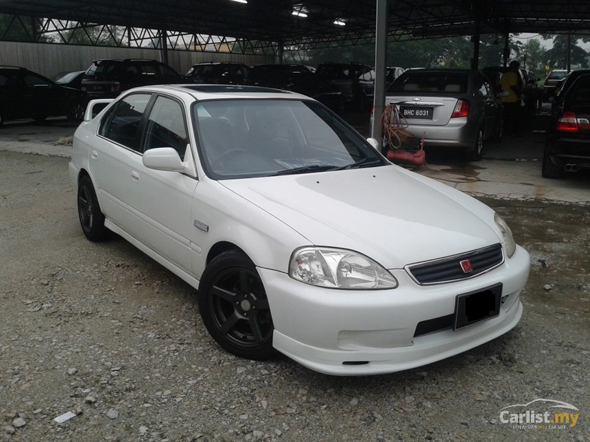 Honda Civic 1.6 1999 photo - 7