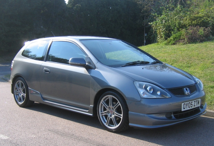 Honda Civic 1.6 2006 photo - 7