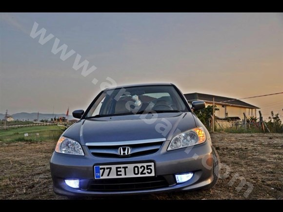 Honda Civic 1.6 2006 photo - 9