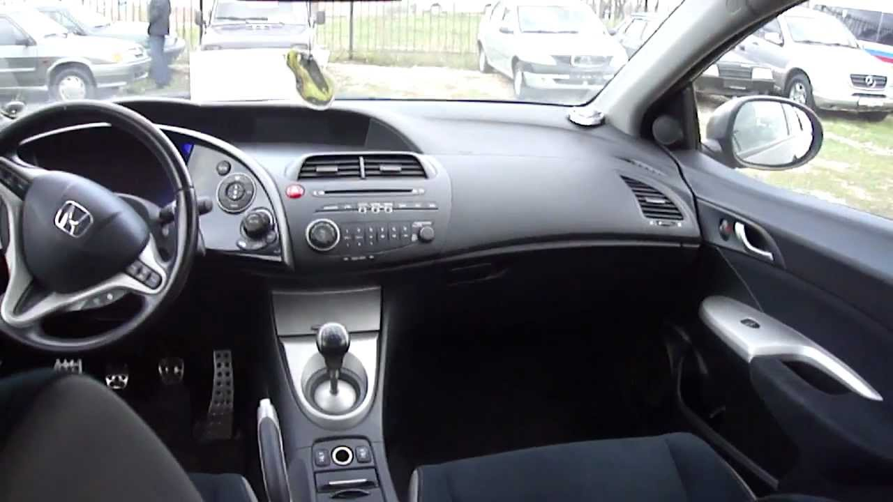 Honda Civic 1.6 2007 photo - 3