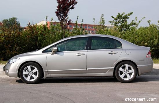 Honda Civic 1.6 2007 photo - 4
