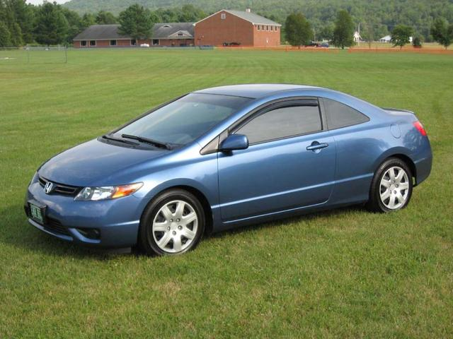 Honda Civic 1.6 2007 photo - 5