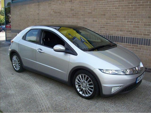 Honda Civic 1.6 2007 photo - 7