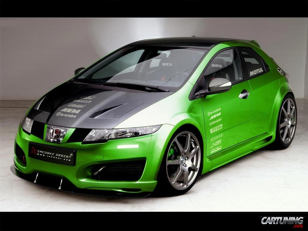 Honda Civic 1.6 2009 photo - 7