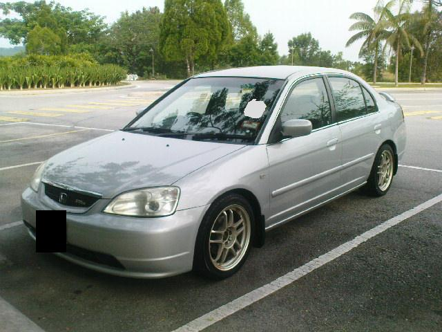 Honda Civic 1.7 2000 photo - 8