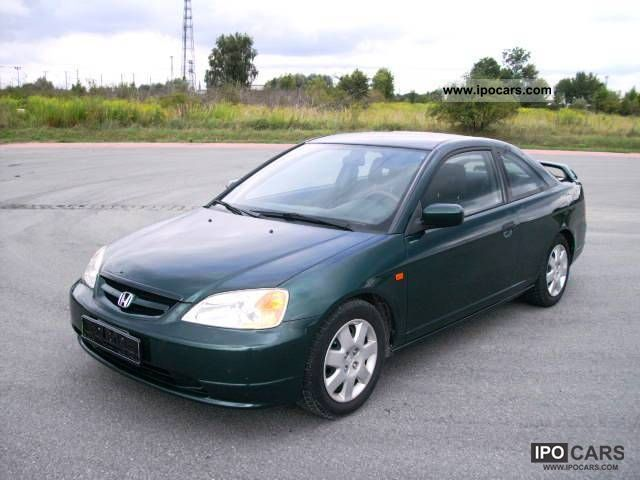 Honda Civic 1.7 2002 photo - 5