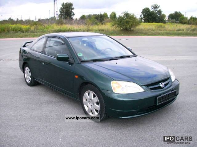 Honda Civic 1.7 2002 photo - 6