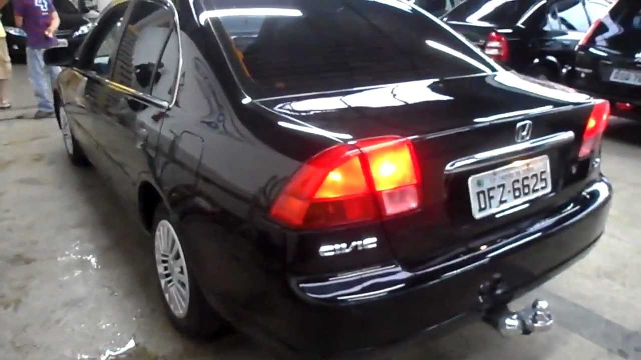 Honda Civic 1.7 2002 photo - 9