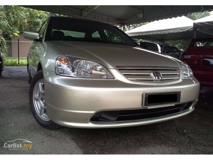 Honda Civic 1.7 2003 photo - 4