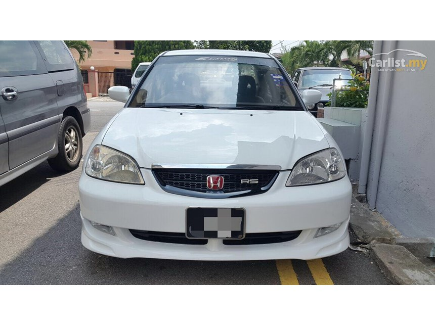 Honda Civic 1.7 2003 photo - 5