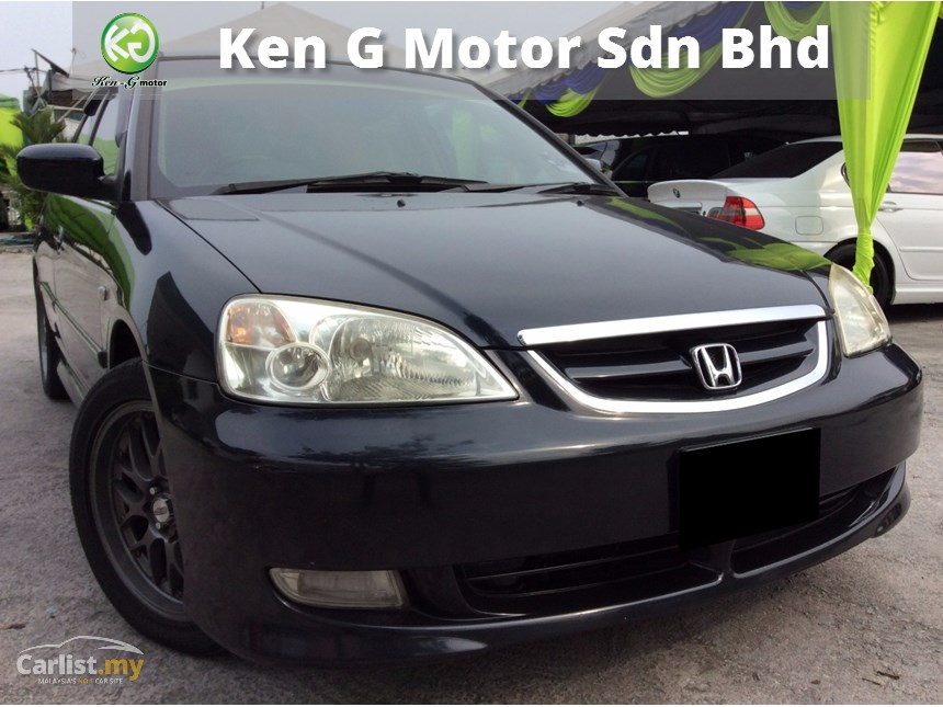 Honda Civic 1.7 2003 photo - 6