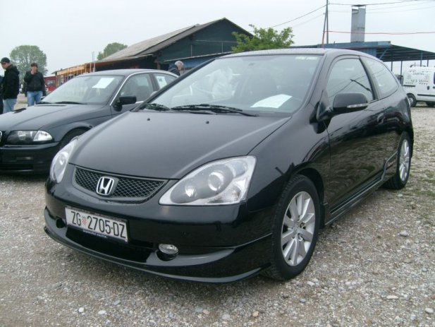 Honda Civic 1.7 2004 photo - 2