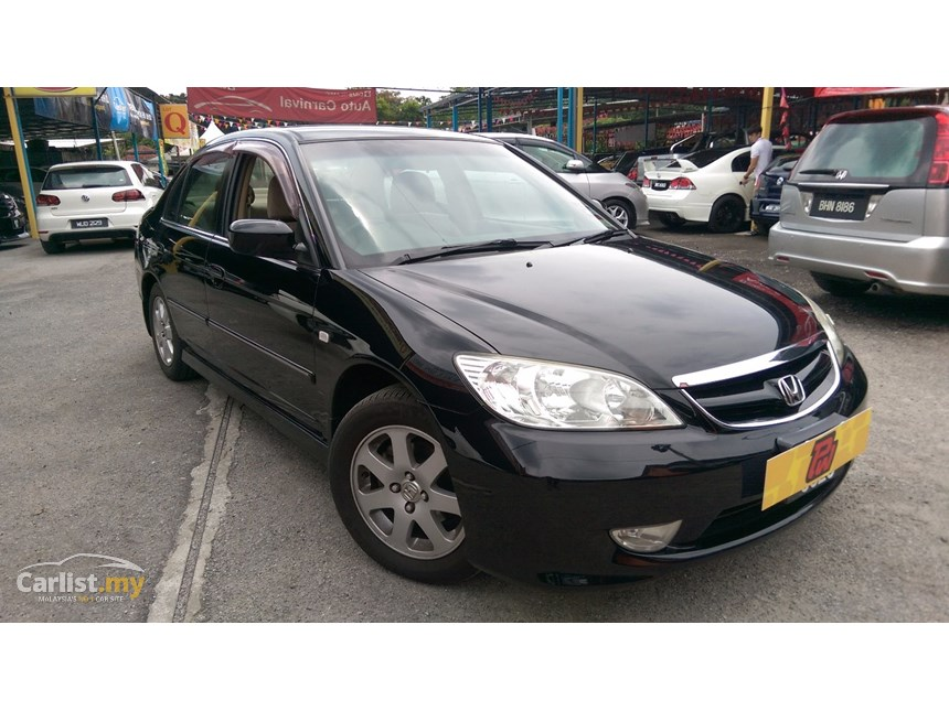 Honda Civic 1.7 2005 photo - 11