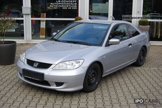 Honda Civic 1.7 2005 photo - 2