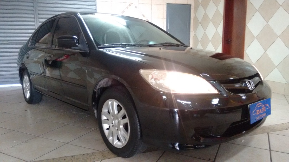 Honda Civic 1.7 2006 photo - 2