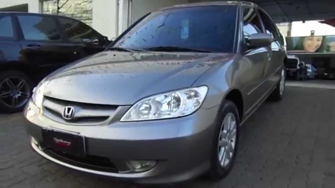 Honda Civic 1.7 2006 photo - 7