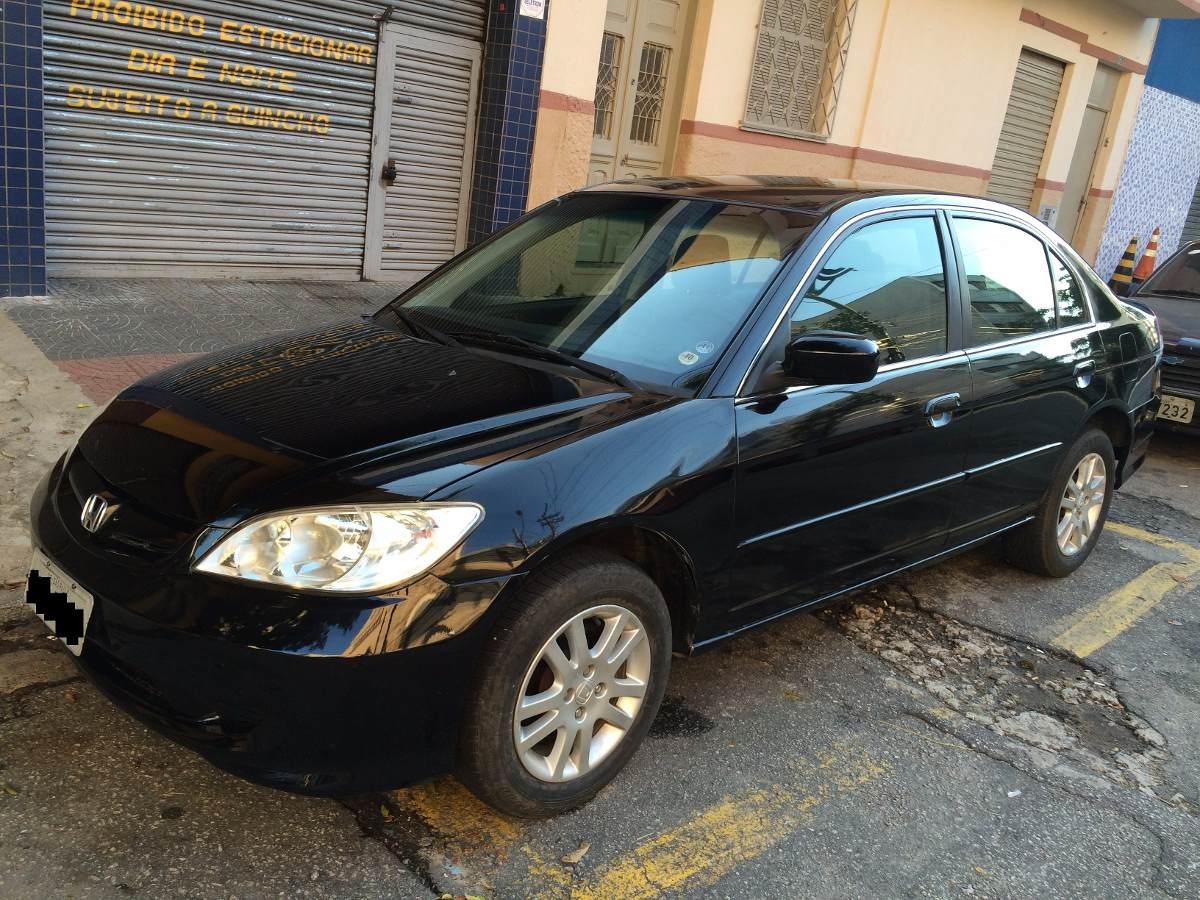 Honda Civic 1.7 2006 photo - 8