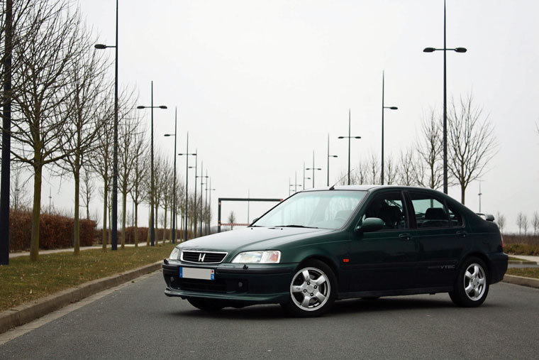 Honda Civic 1.8 1998 photo - 11