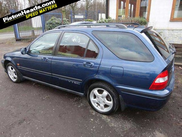 Honda Civic 1.8 1998 photo - 12