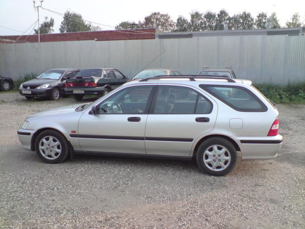 Honda Civic 1.8 1998 photo - 3