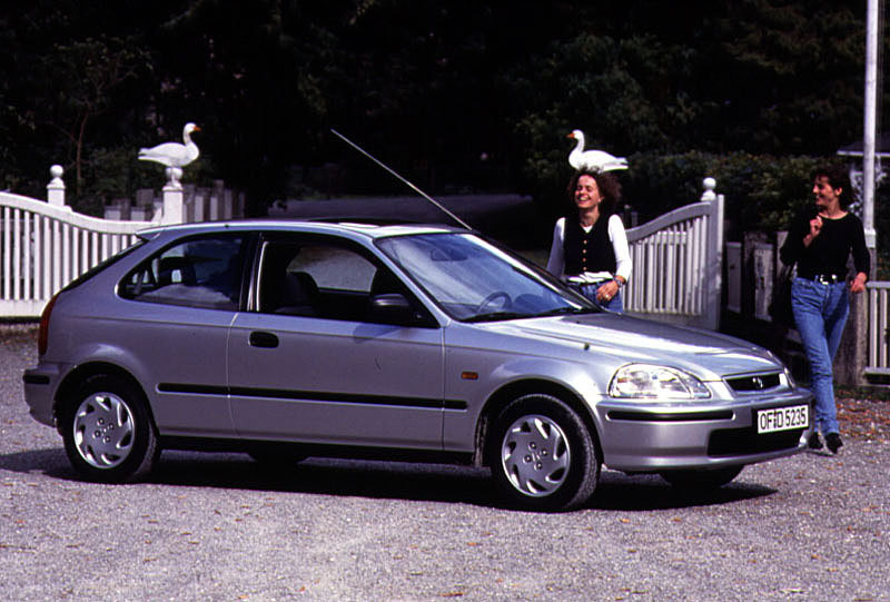 Honda Civic 1.8 1998 photo - 8