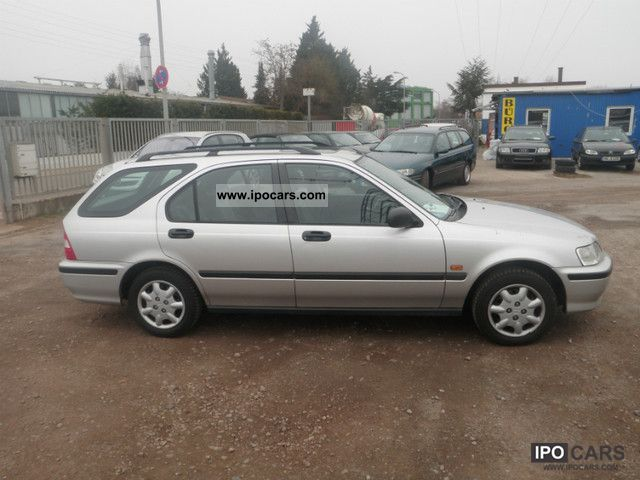 Honda Civic 1.8 1998 photo - 9