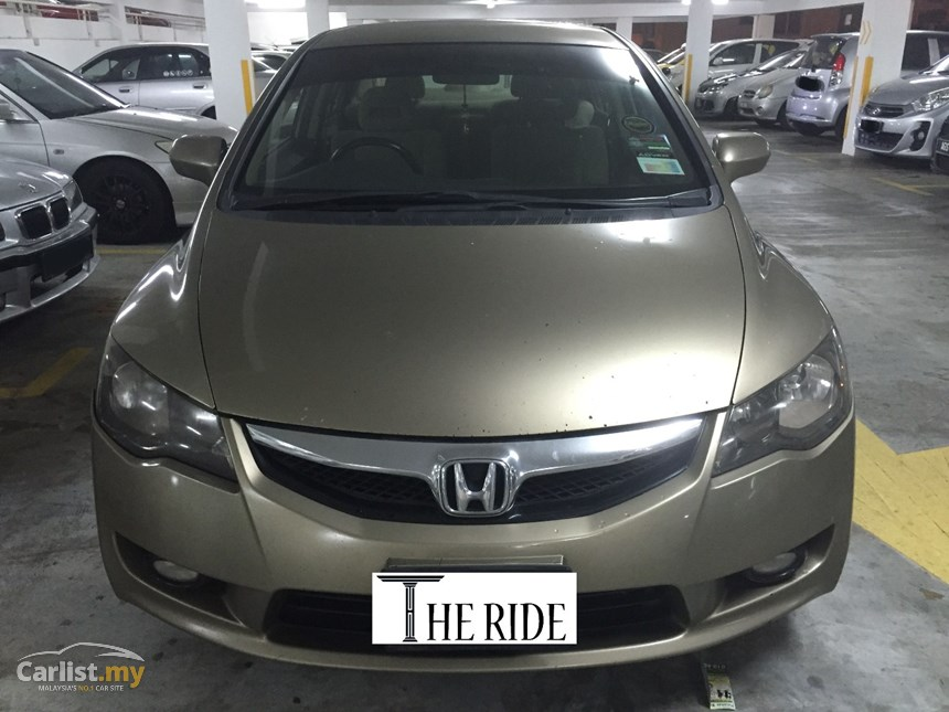 Honda Civic 1.8 2009 photo - 10